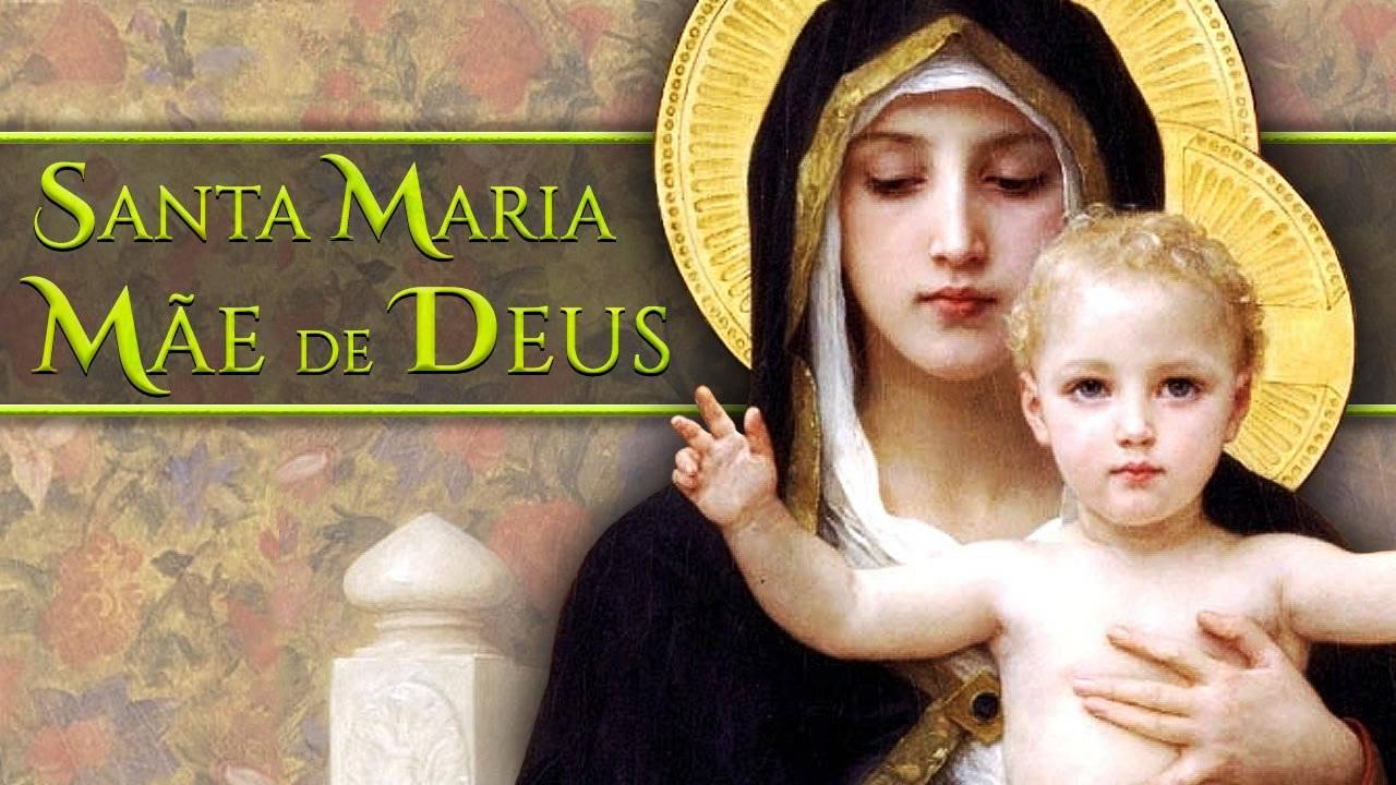 Resultado de imagem para santa maria mãe de deus