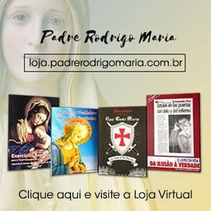 Loja Virtual Padre Rodrigo Maria