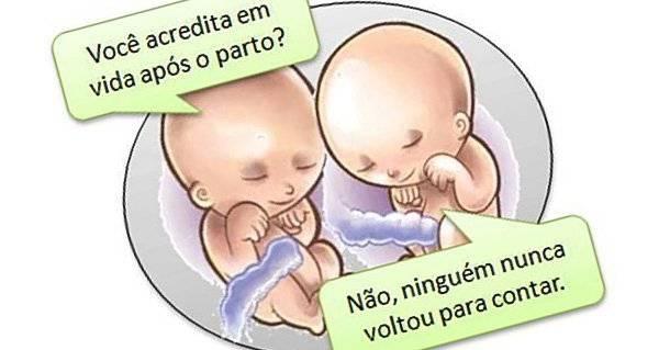vida após o parto