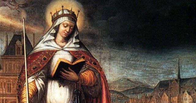 Santo do Dia – 03 de Janeiro – Santa Genoveva
