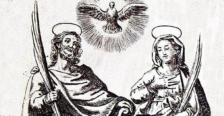 Santo do Dia – 09 de Janeiro – São Julião e Santa Basilissa