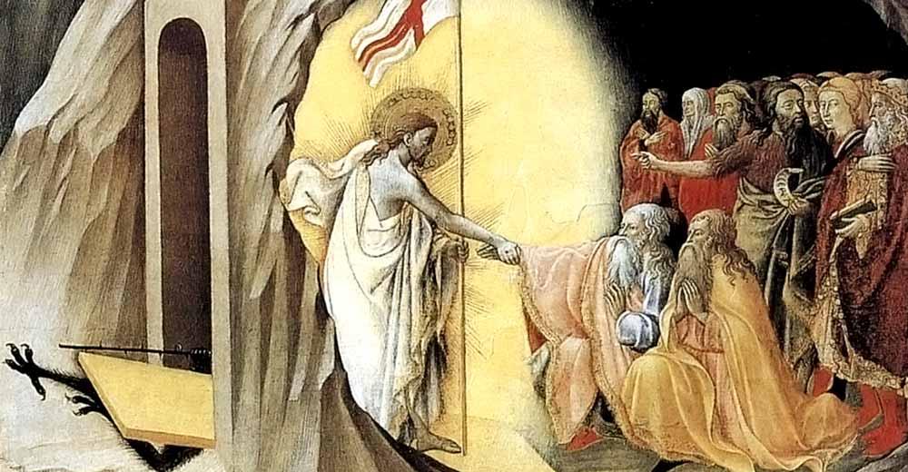 [Sábado Santo] Que está acontecendo hoje? – A descida do Senhor à mansão dos mortos