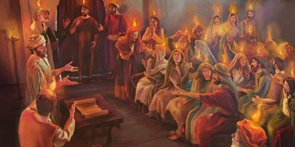 SIM AO PENTECOSTES E NÃO AO PENTECOSTALISMO HERÉTICO!