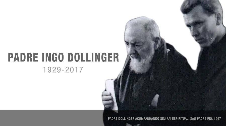 FALECEU PADRE INGO DOLLINGER