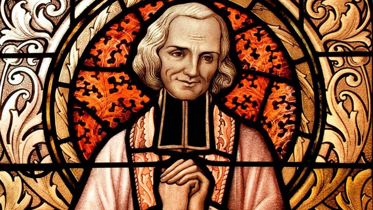 Hoje celebramos São João Maria Vianney - Padroeiro dos Sacerdotes ...