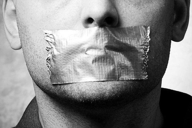 QUANDO O SILÊNCIO NÃO É A RESPOSTA