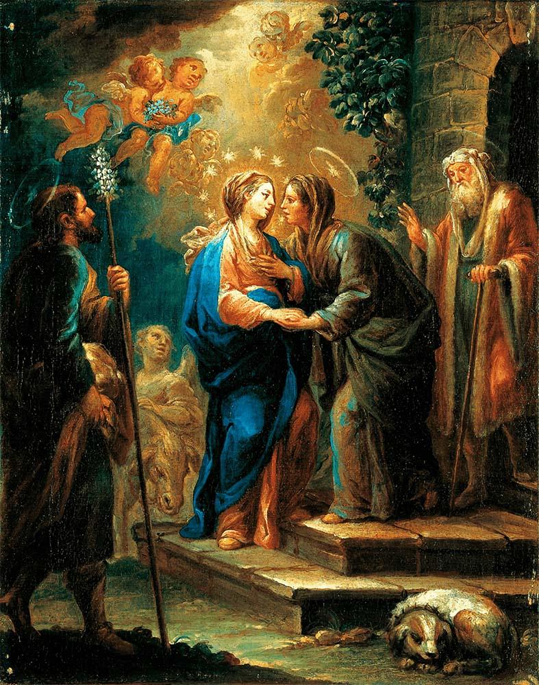 Festa da Visitação de Nossa Senhora - 31 de Maio