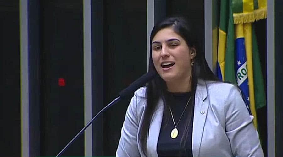 Deputada Católica faz discurso histórico e profético, e mostra que ainda há esperanças para o Brasil!