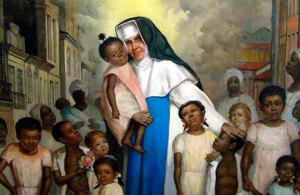 Resultado de imagem para santa dulce dos pobres