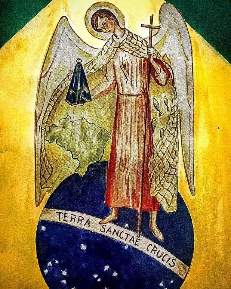Anjo da Independência do Brasil