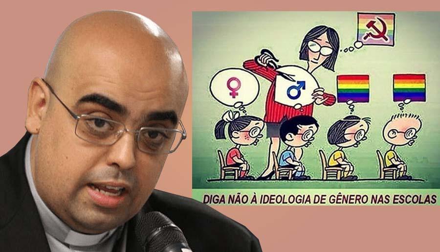 Padre José Eduardo fala sobre ideologia de gênero nas escolas