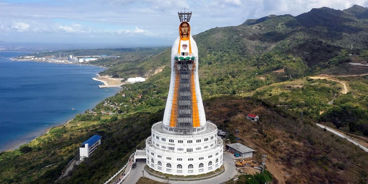 Monumento Nossa Senhora Estátua